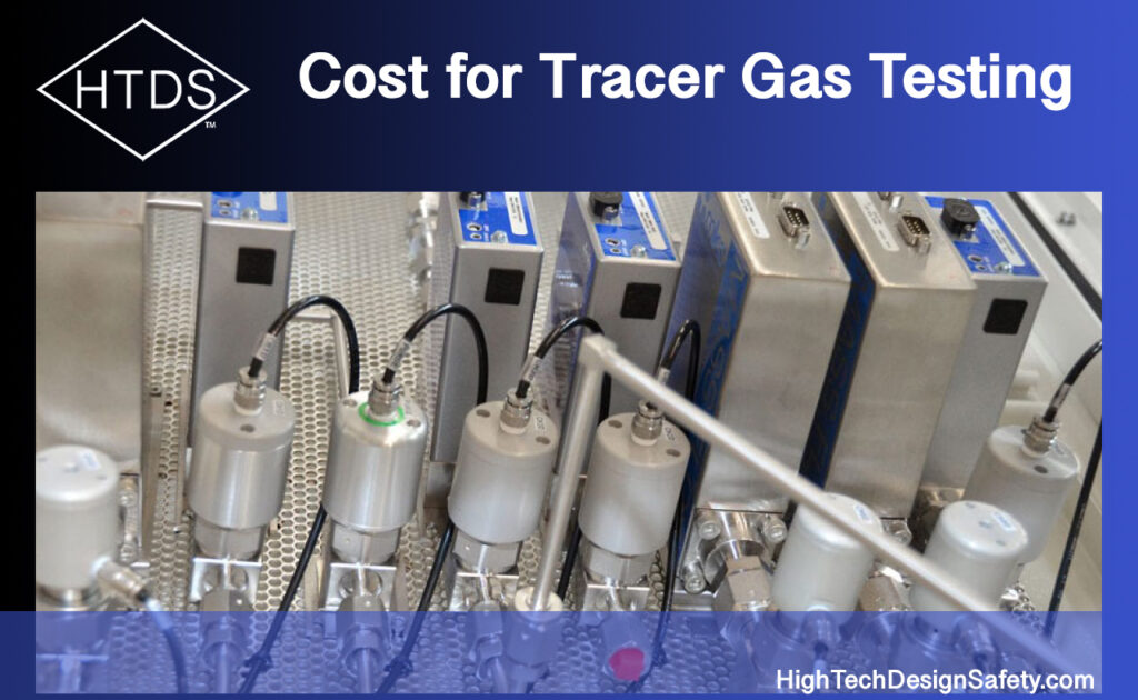Cost for Tracer Gas Testing