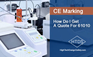 How do I get a quote for 61010 for CE marking