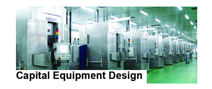 Capital Equipment Design