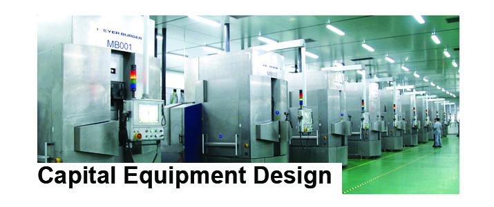 Capital Equipment Design