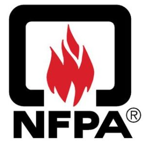 NFPA 79 NFPA 497 codes  fire protection and fire risk
