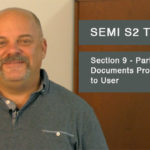 SEMI S2 – Documents Provided to User Part 2