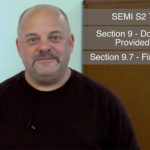 SEMI S2– Section 9.7 Fire Protection Documentation