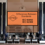 Differences Between Standards IEC 60950 & IEC 62368